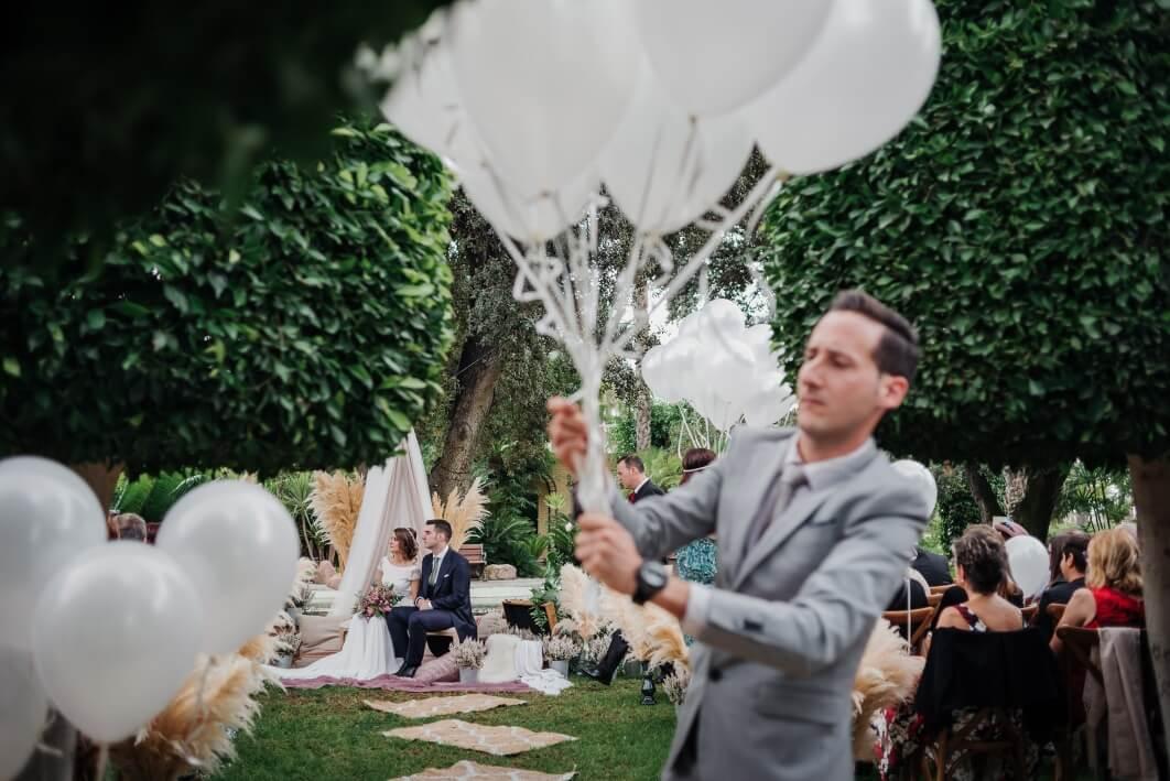 boda Paloma Cruz Eventos