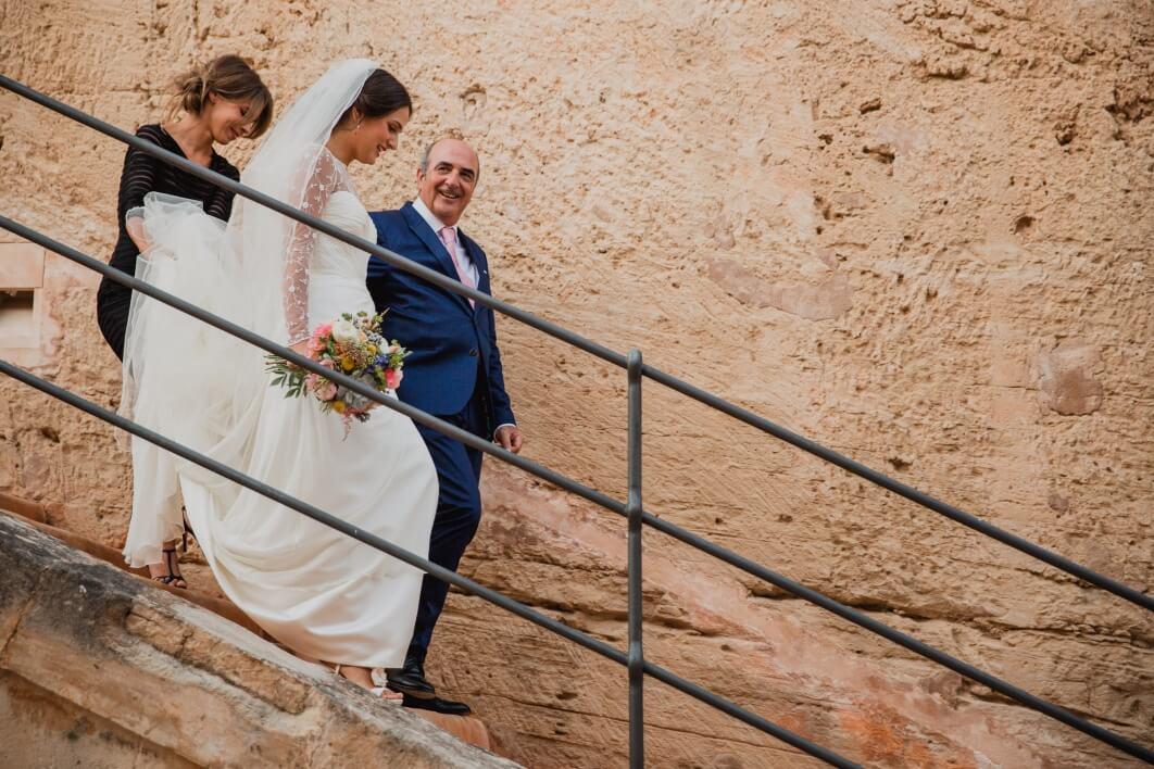 Wedding in Cap Rocat Mallorca 1