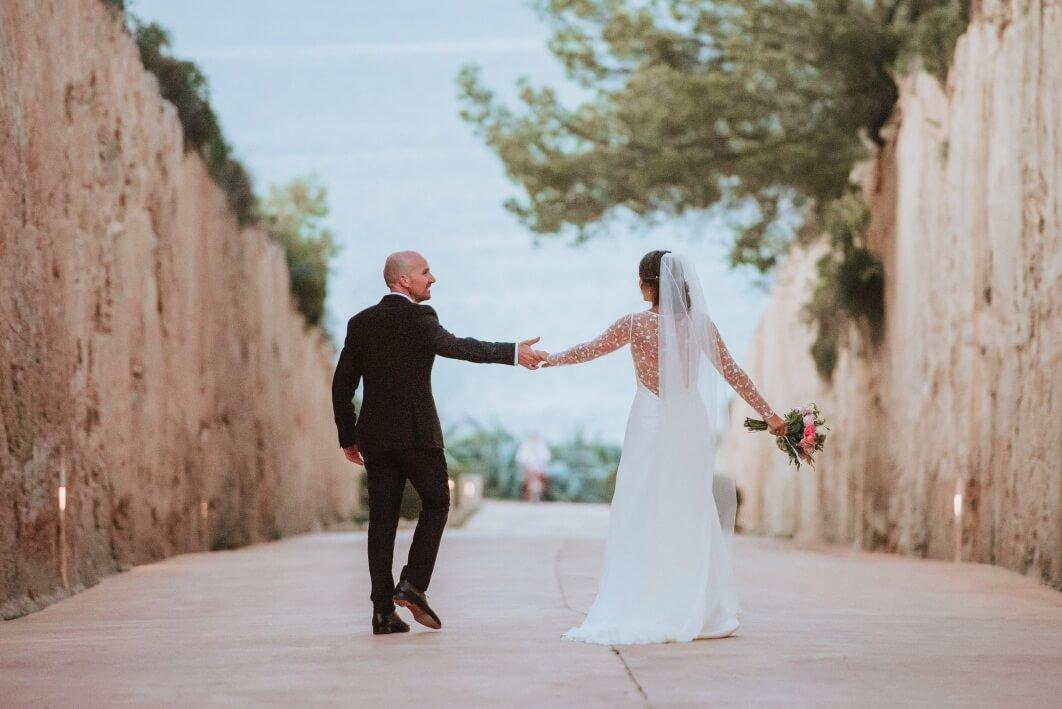 Cap Rocat wedding Mallorca 1