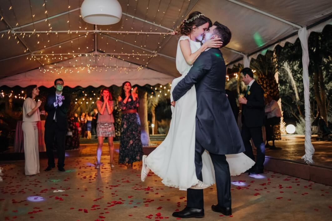 fotos de boda El Torrero