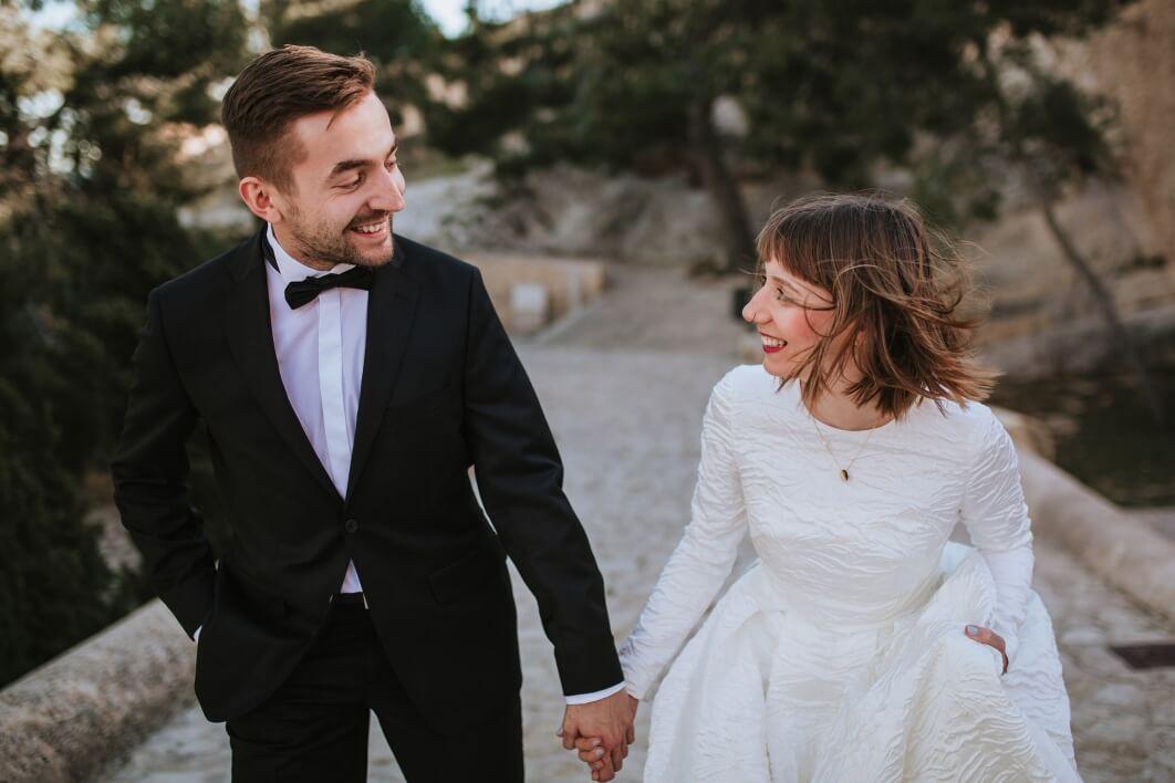 wedding photo session Alicante 1