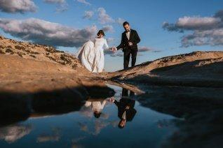 Post wedding session in Alicante