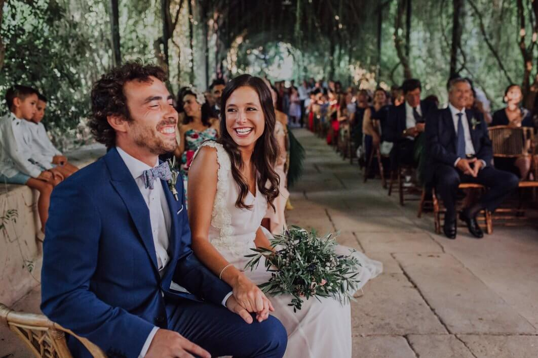 fotografo Alicante ceremonia Jardines de Abril