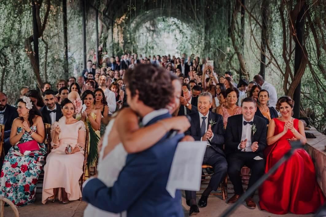 boda Jardines de Abril fotografo Alicante