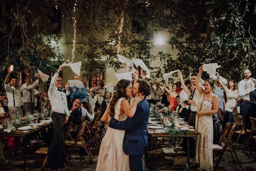 boda Jardines de Abril
