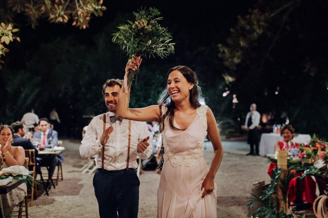 ramo novia Chitina Alicante