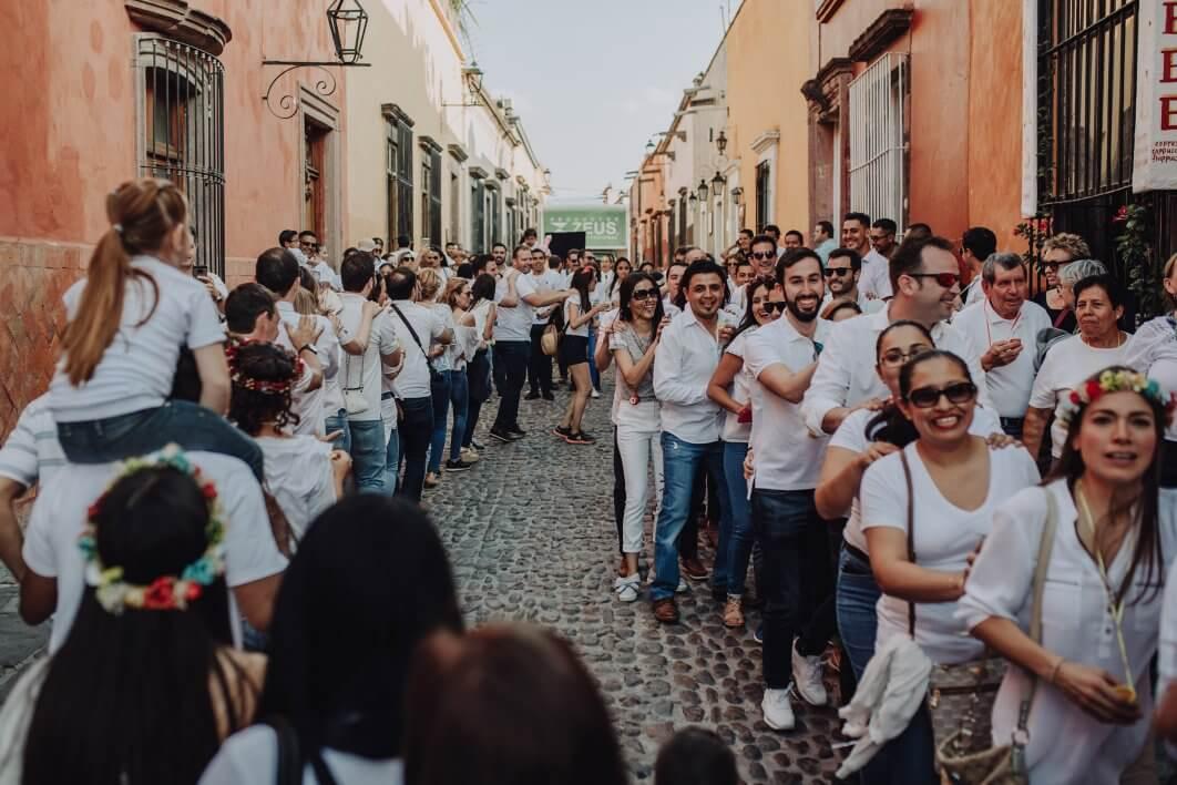 Streets San Miguel de Allende
