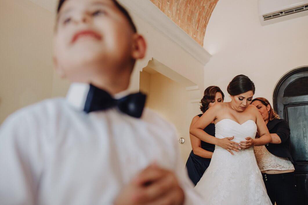 Wedding hotel San Miguel de Allende