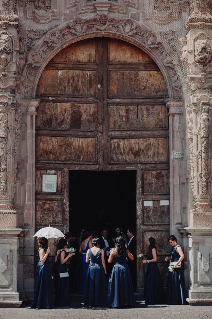 Templo San Francisco San Miguel de Allende