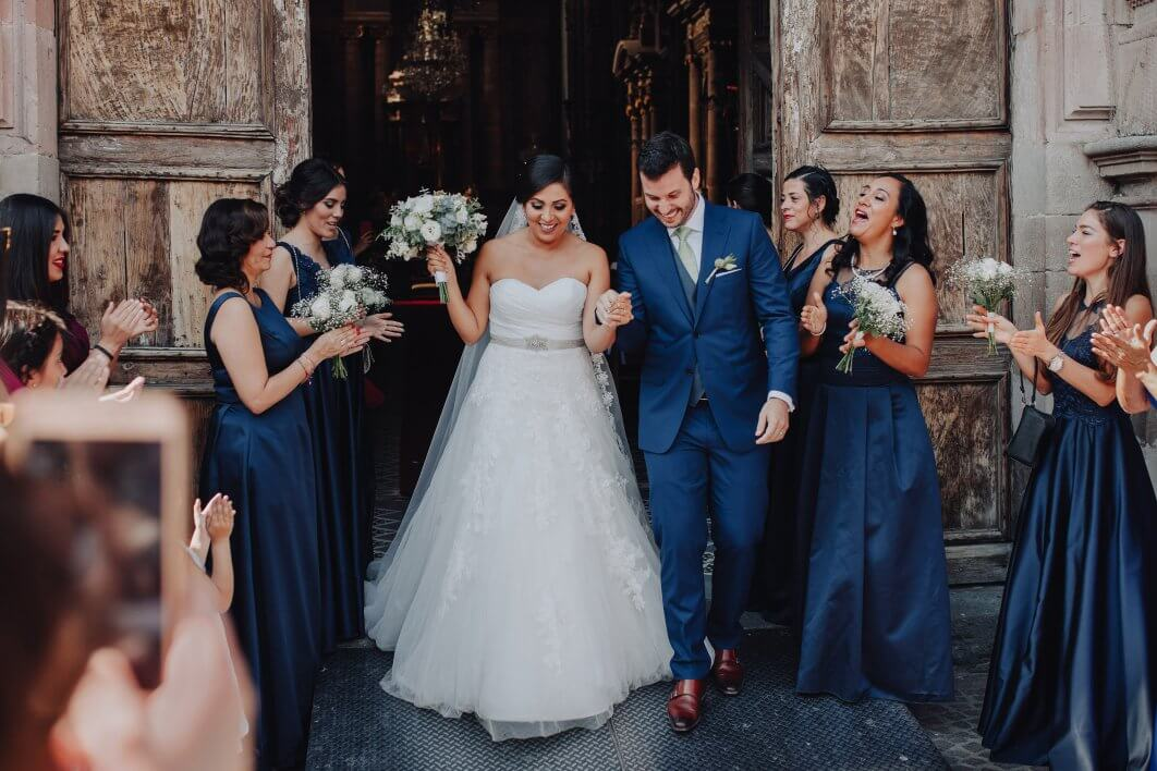 church wedding San Miguel de Allende