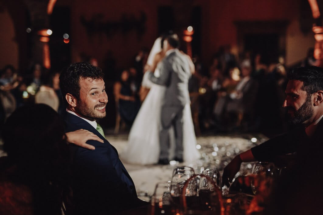 Instituto Allende wedding San Miguel de Allende