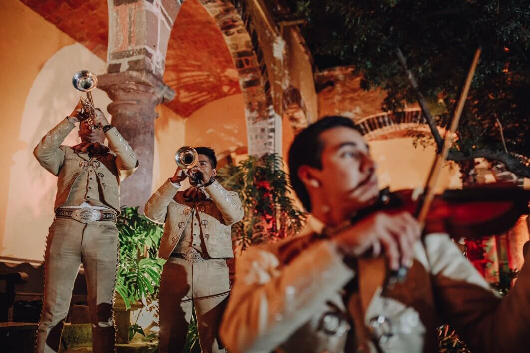 Wedding mariachi San Miguel de Allende