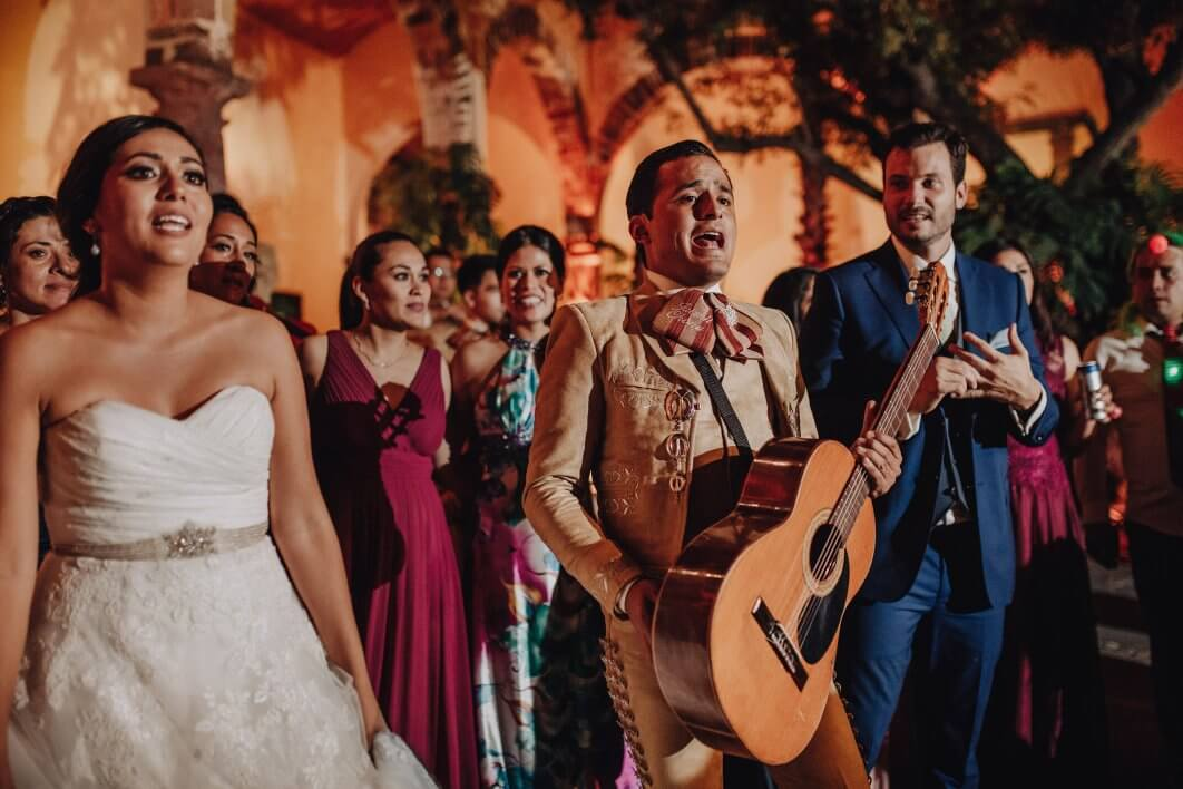 mariachi wedding Instituto Allende San Miguel de Allende