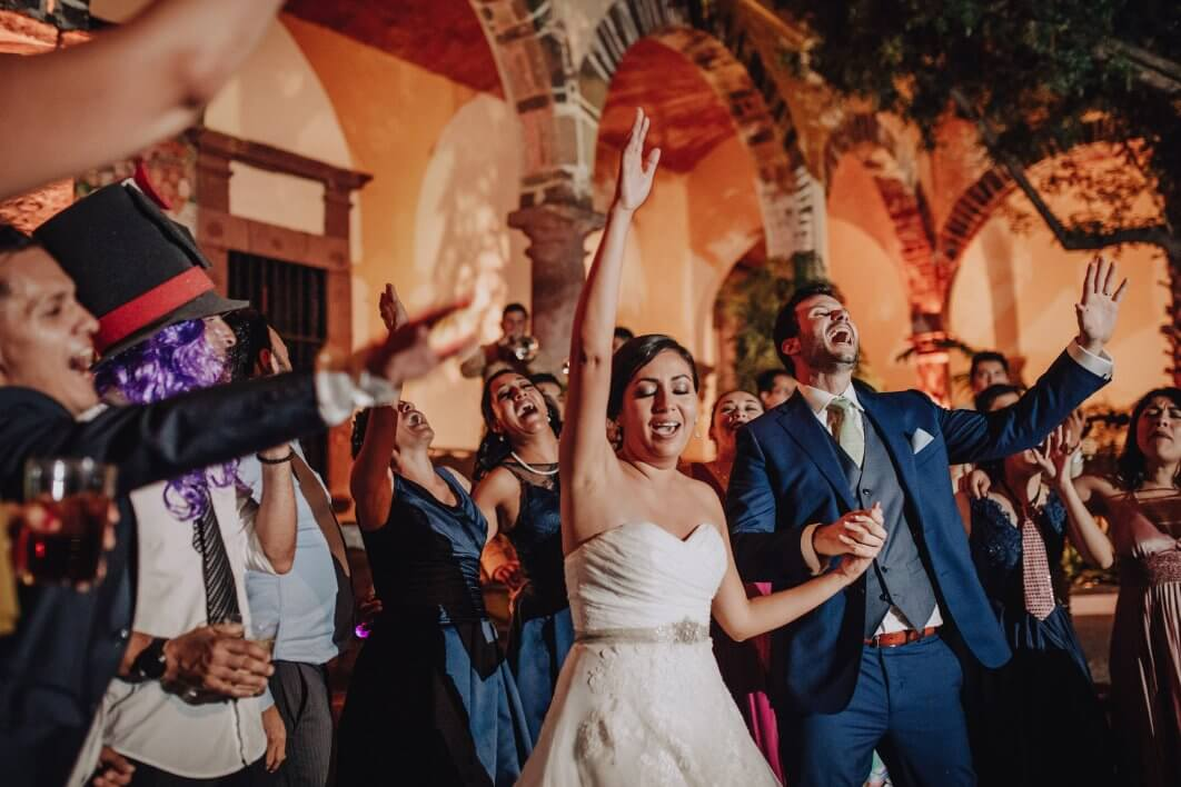 wedding at Instituto Allende San Miguel de Allende