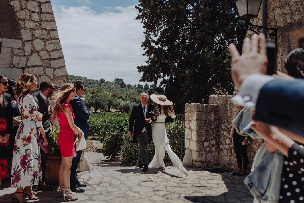 summer wedding Mallorca