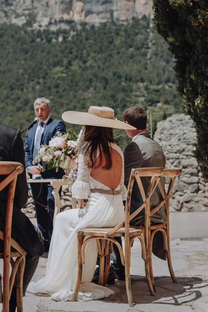 boho bride Mallorca