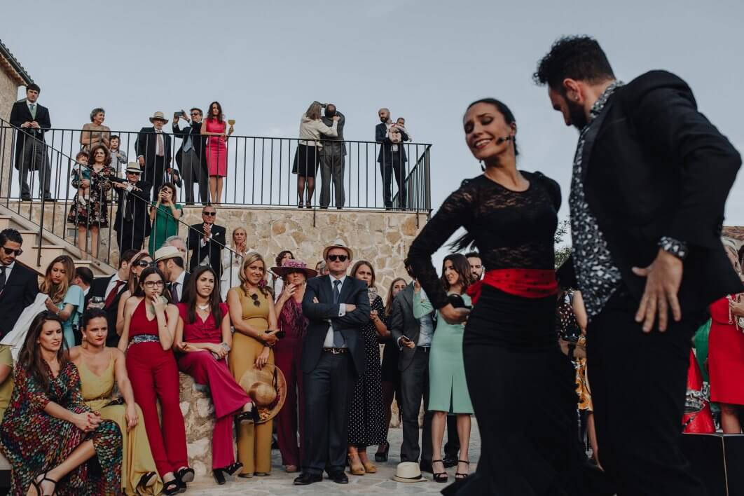 wedding flamenco