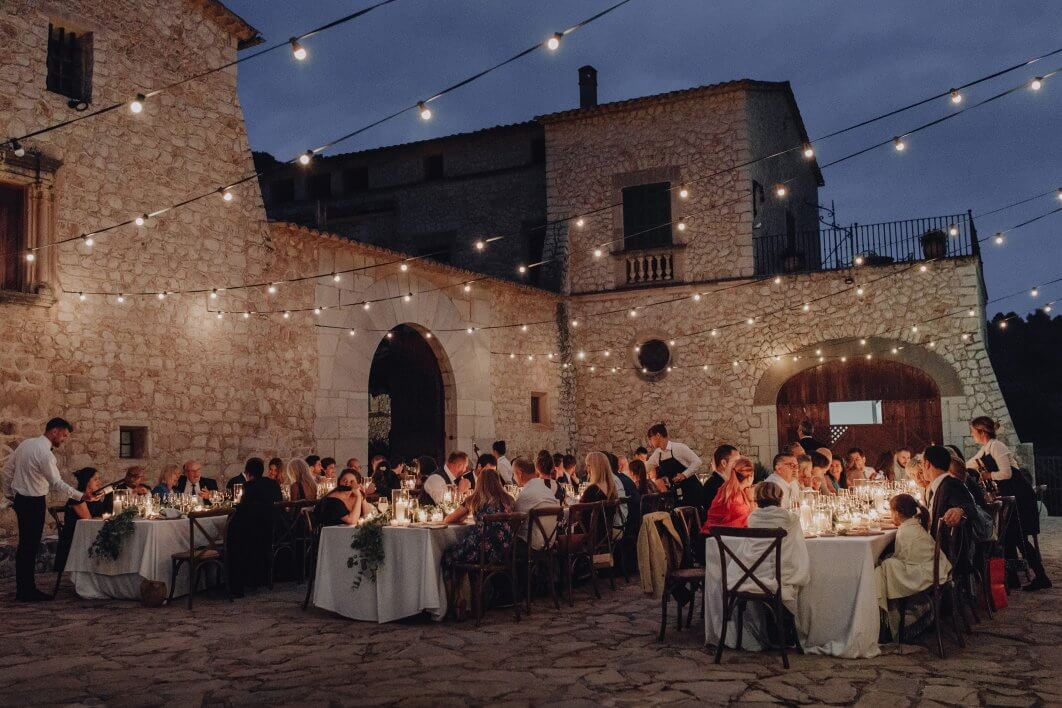 Son Berga wedding venue
