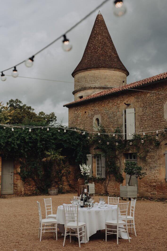 a wedding venues France