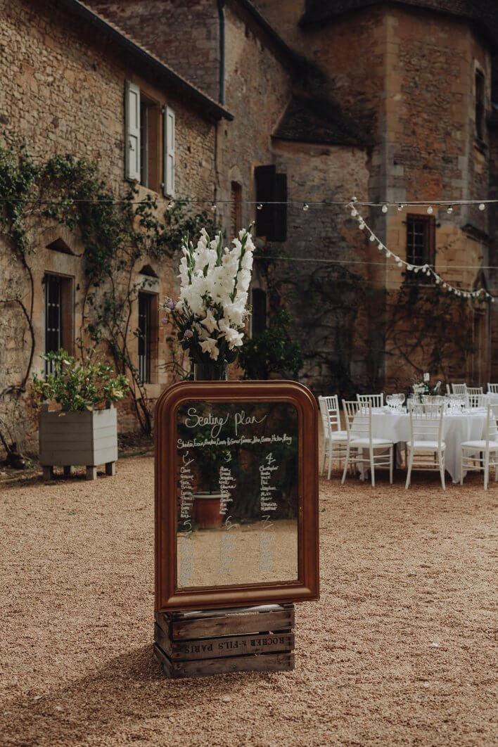 b wedding venues France