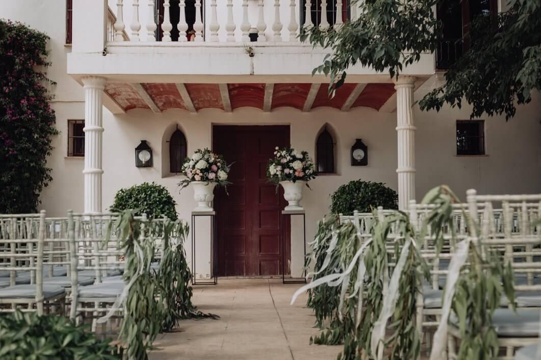 boda civil Alqueria de Mascaros