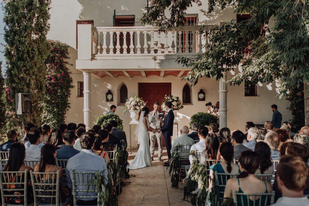 boda civil Valencia Alqueria de Mascaros