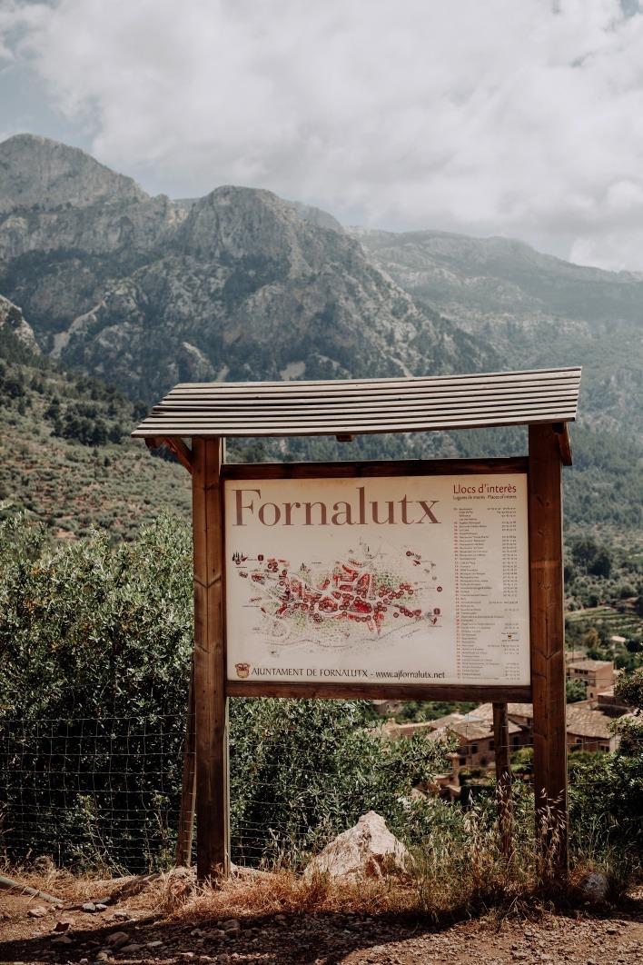 Mallorca Fornalutx