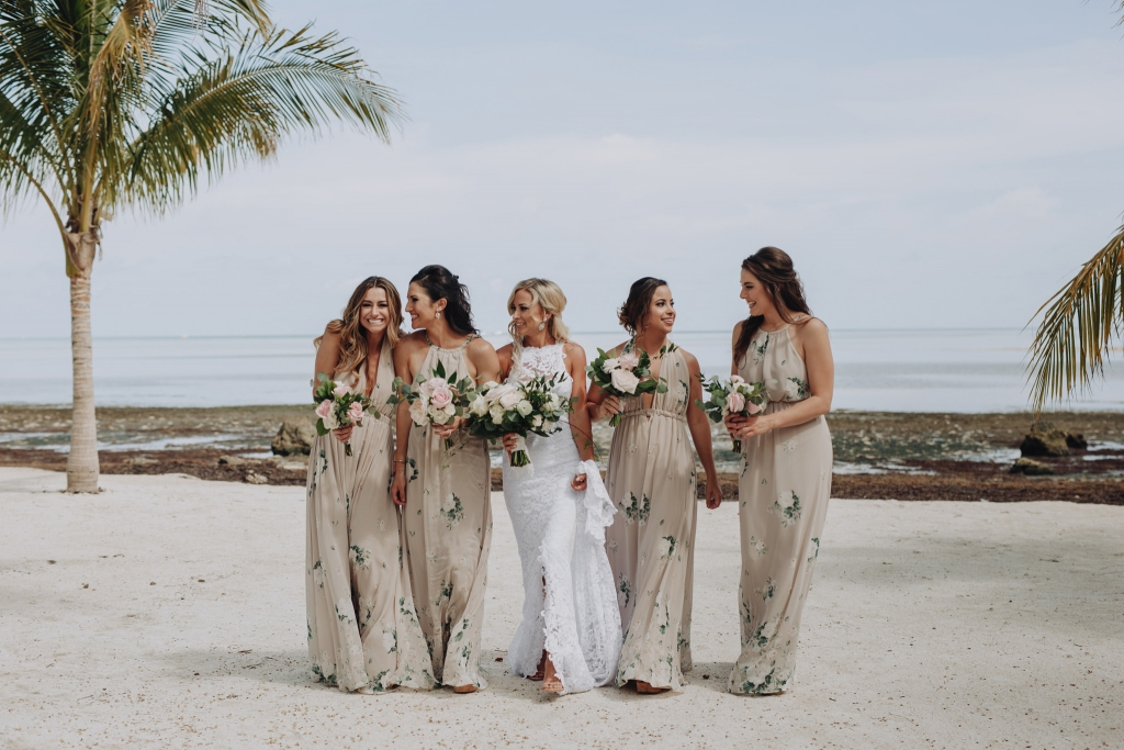bridesmaids Moorings Village Islamorada 1