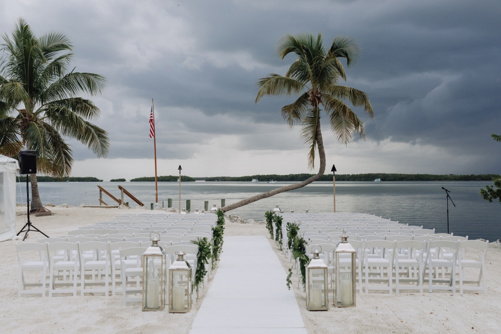 beach wedding Florida Keys