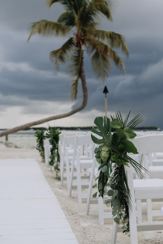 beach wedding Islamorada