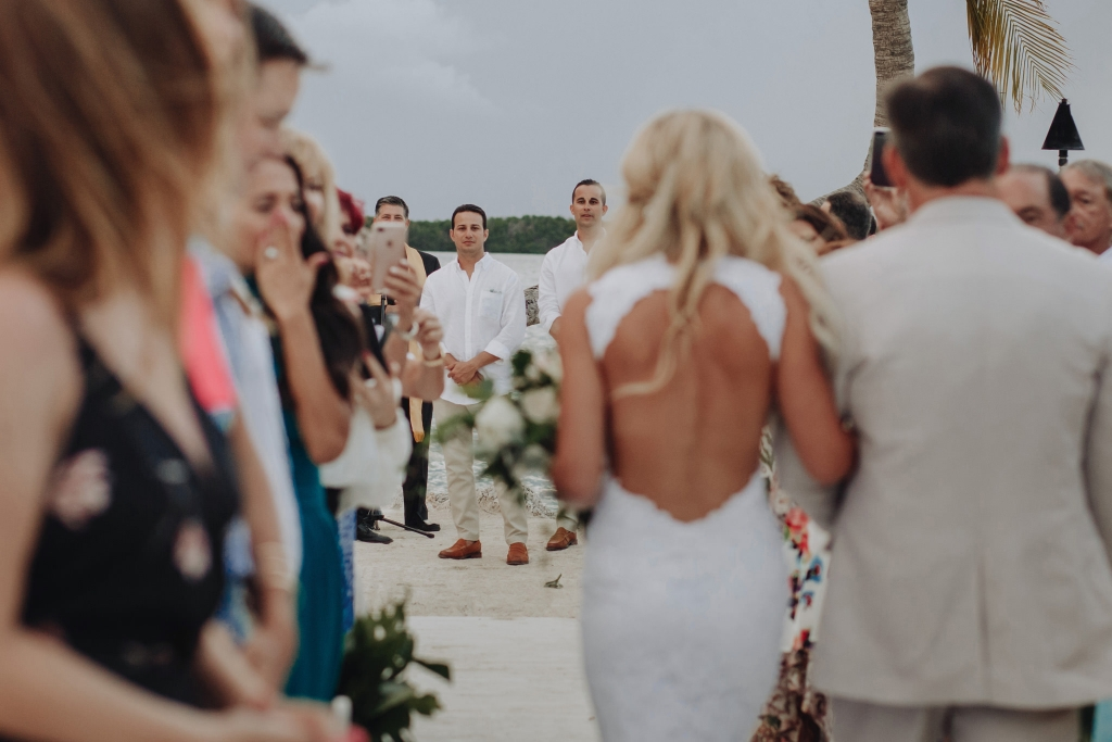 bride Islamorada