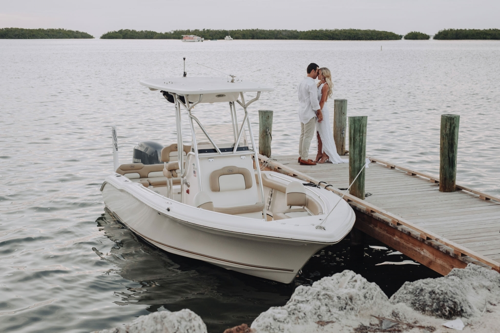 beache wedding Islamorada