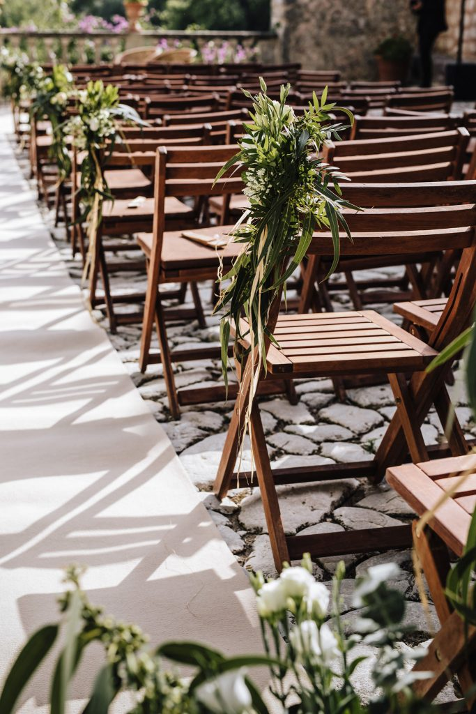 finca comassema wedding deco