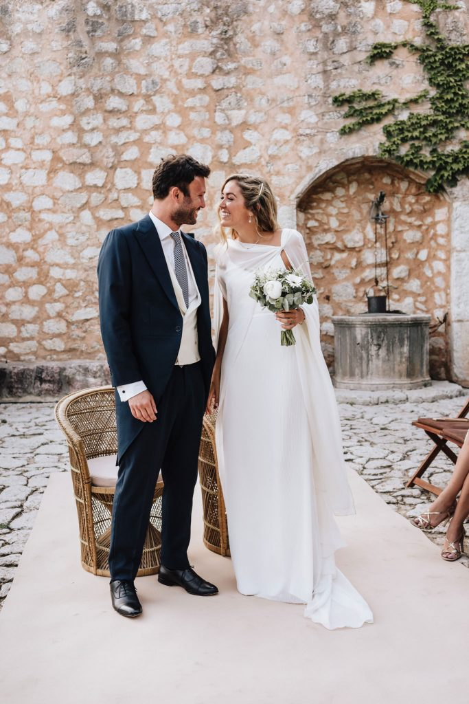 romantic finca comassema wedding mallorca
