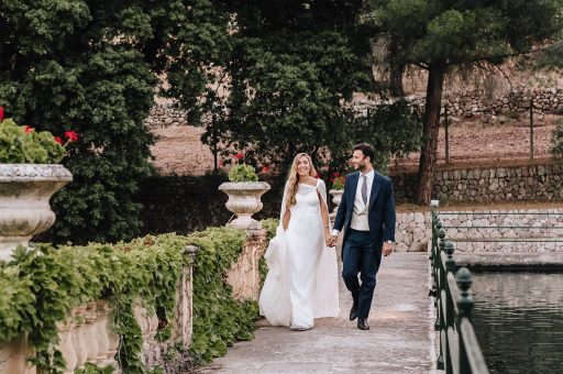 Preciosa boda en finca Comassema Mallorca