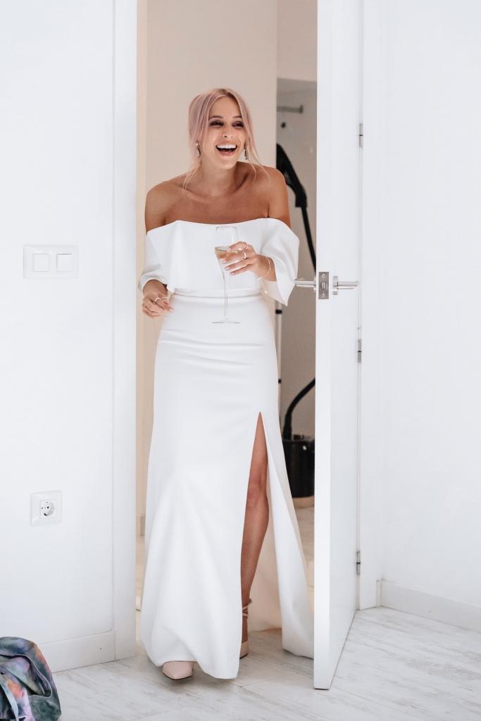 Vagabond Bridal gown