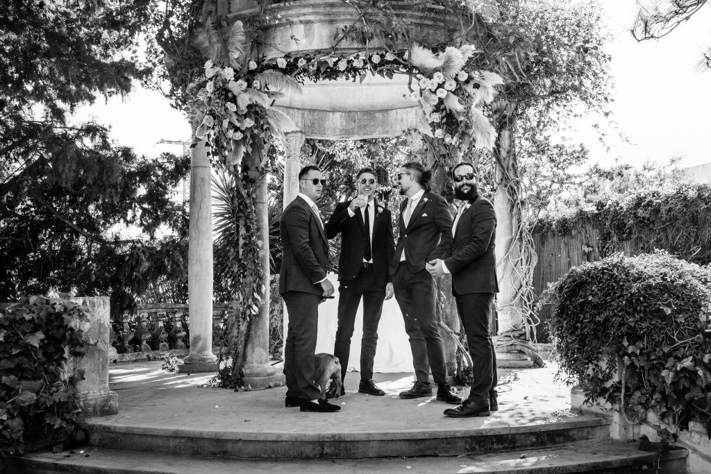 wedding ceremony Denia