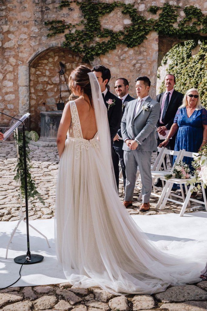 wedding dress Mallorca