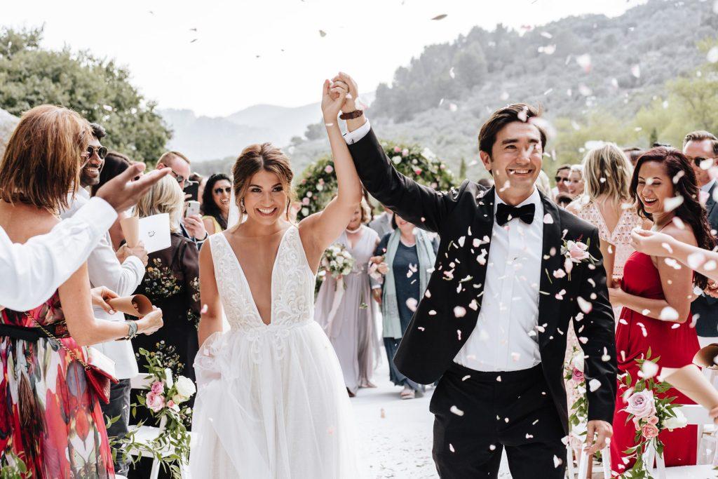 Finca Comassema wedding