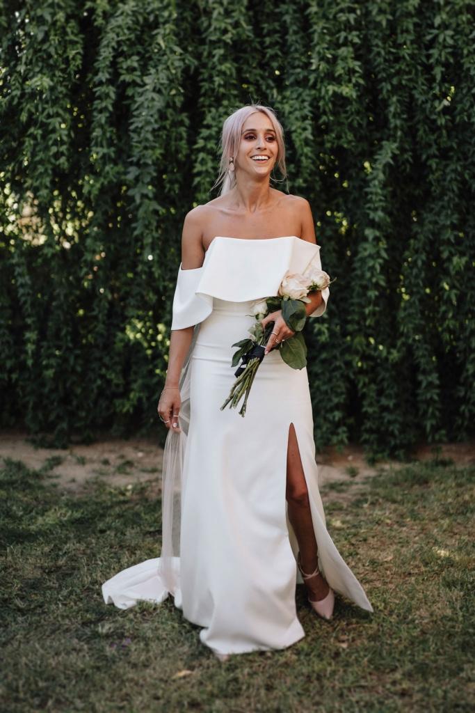 Vagabond wedding dress