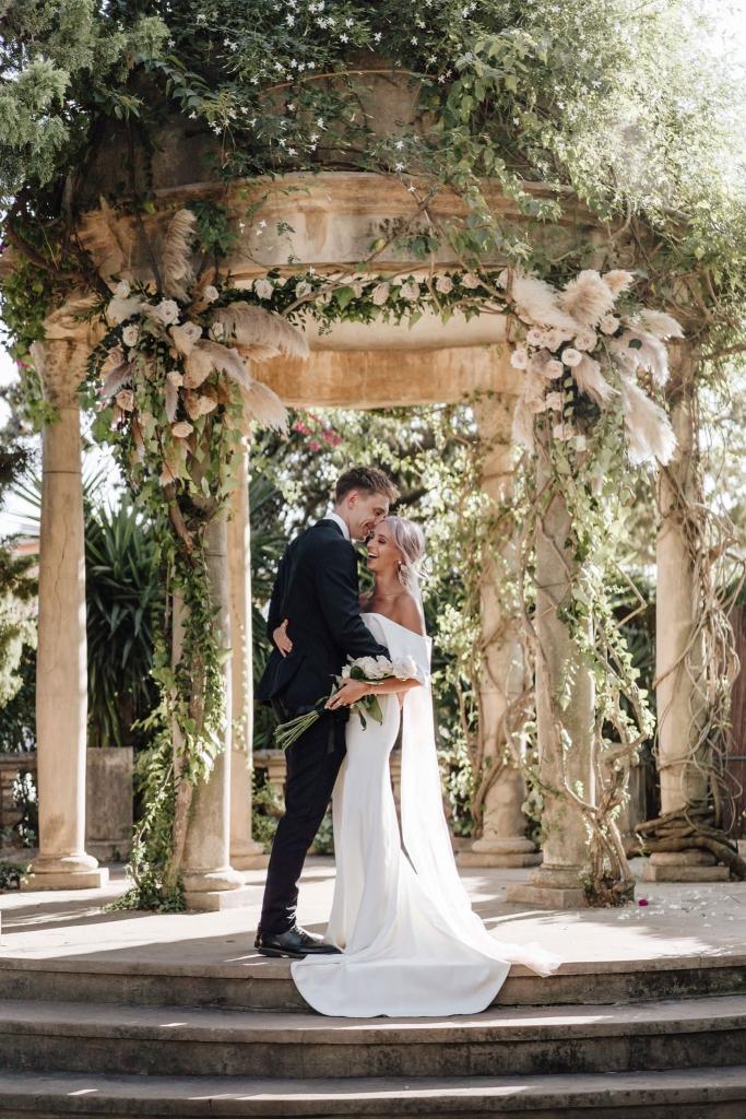 Casa Santonja wedding Denia