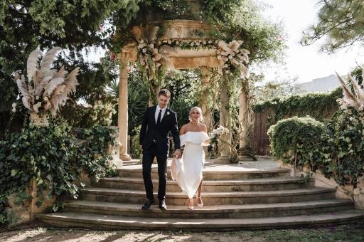 Casa Santonja wedding, Denia