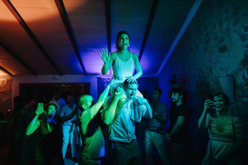 finca party Mallorca