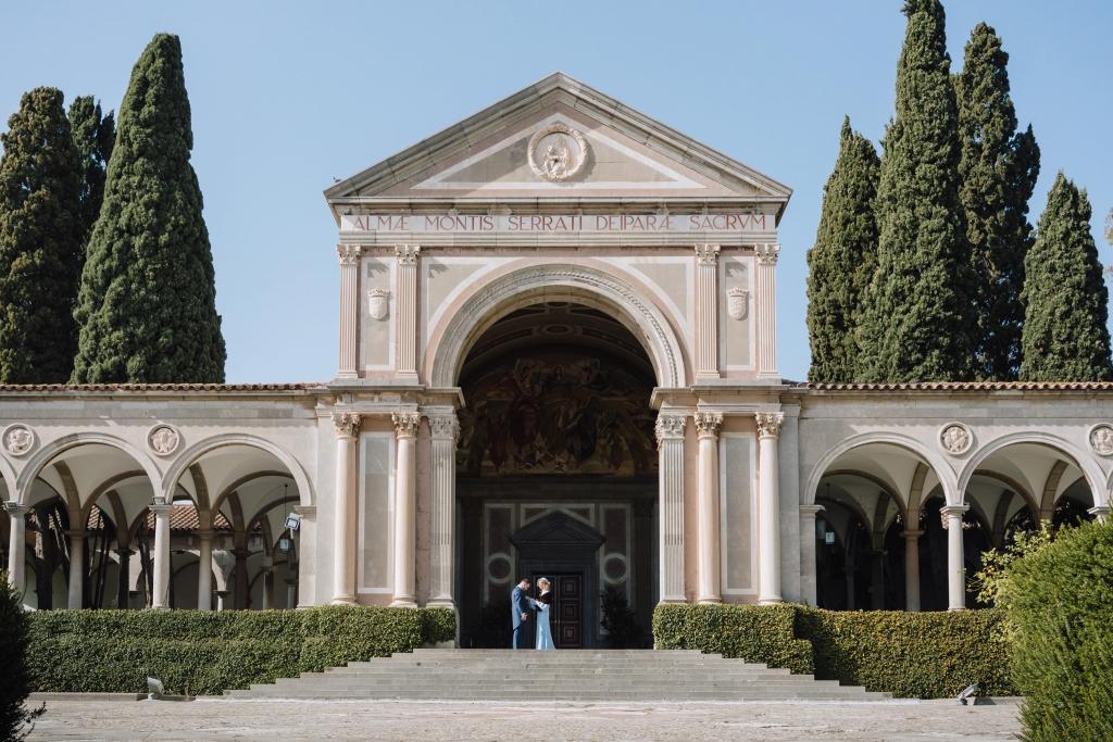 b boda barcelona basilica santa maria pedralbes